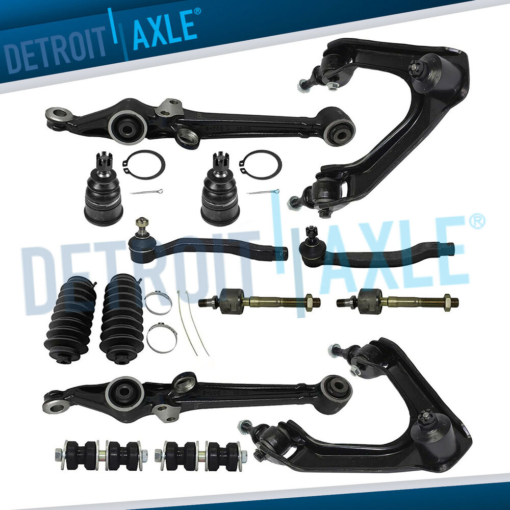 Brand New 12pc Front Suspension Kit For 1994 1999 Toyota: Brand New 14pc Complete Front Suspension Kit For Honda