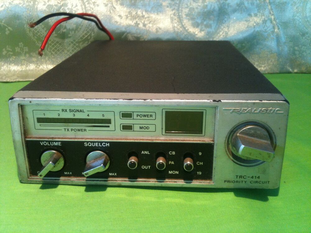 Details About Cb Radio Microphone Wiring Diagram Manual On Cd