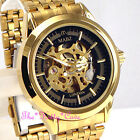 Chunky Black Rose Gold 5 Zone Multi Dial World Time Mens Hip Hop Gangster Watch