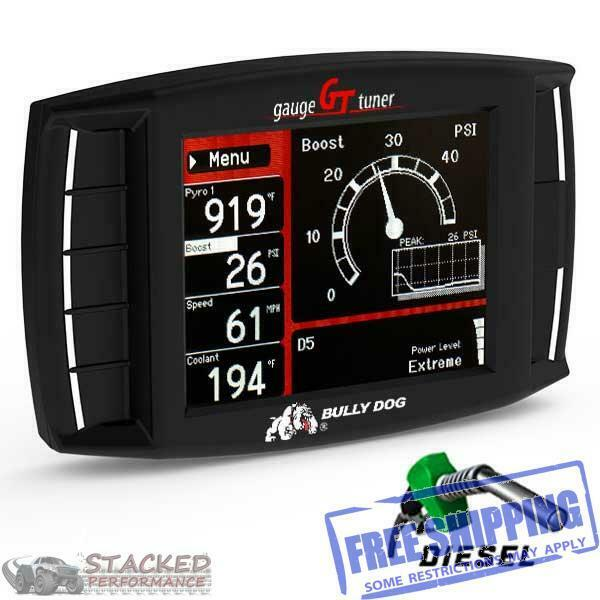 Bully Dog 40420 >> Bully Dog GT Platinum Diesel Tuner / Programmer for Chevy ...