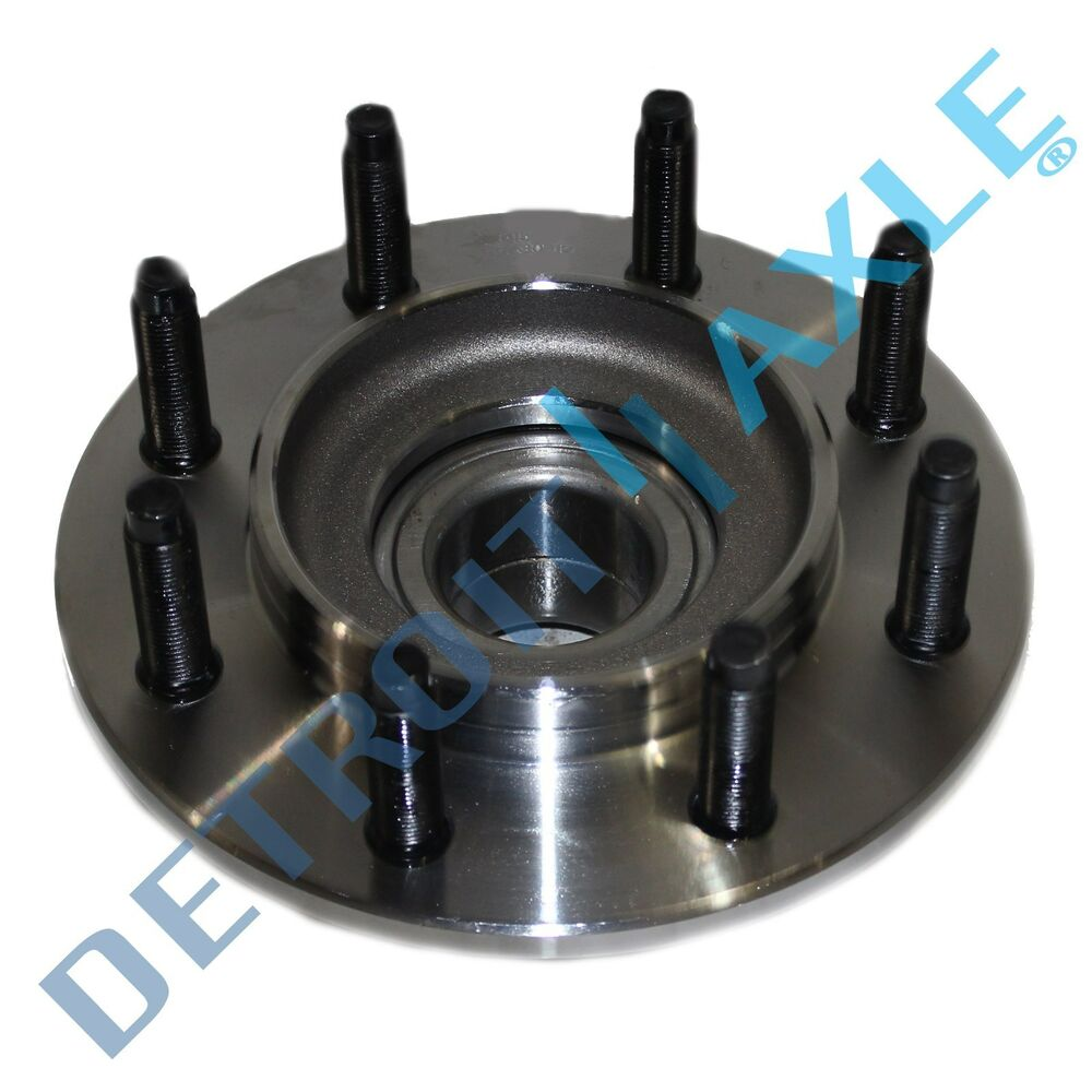 New Front Wheel Hub and Bearing Assembly for 2000 - 2002 Dodge Ram 2500 2WD   eBay