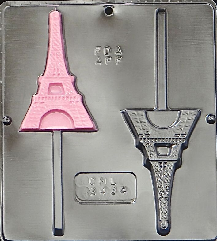 eiffel tower candy molds