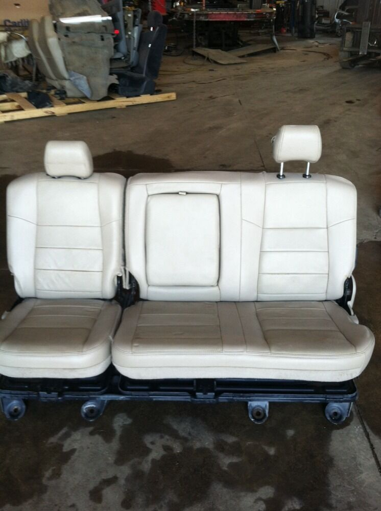 2006 F250 Leather Seats