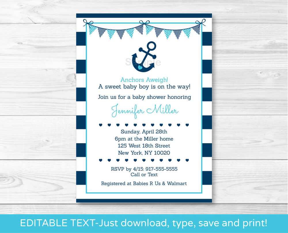 Baby Shower Diaper Party Invitations as good invitation sample