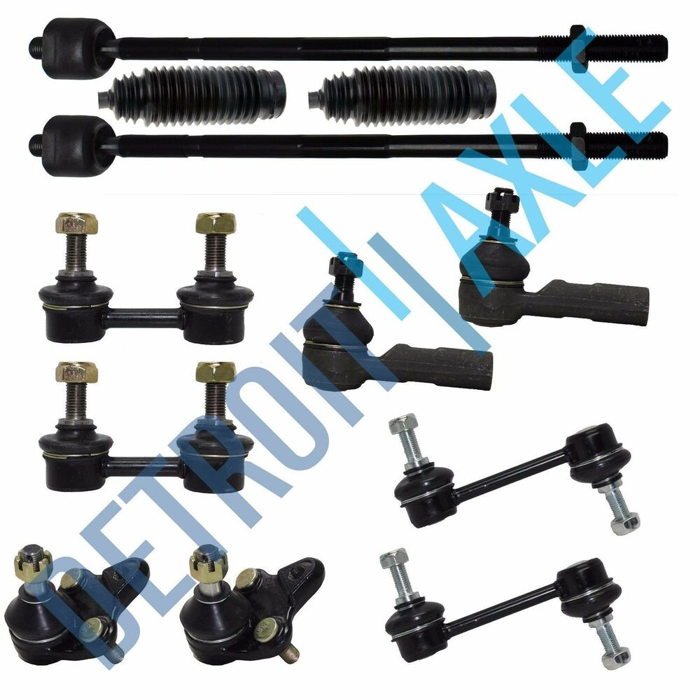 Toyota Celica 1994 99 T200 Monoss Coilovers: Brand New 12pc Front Suspension Kit For 1994-1999 Toyota