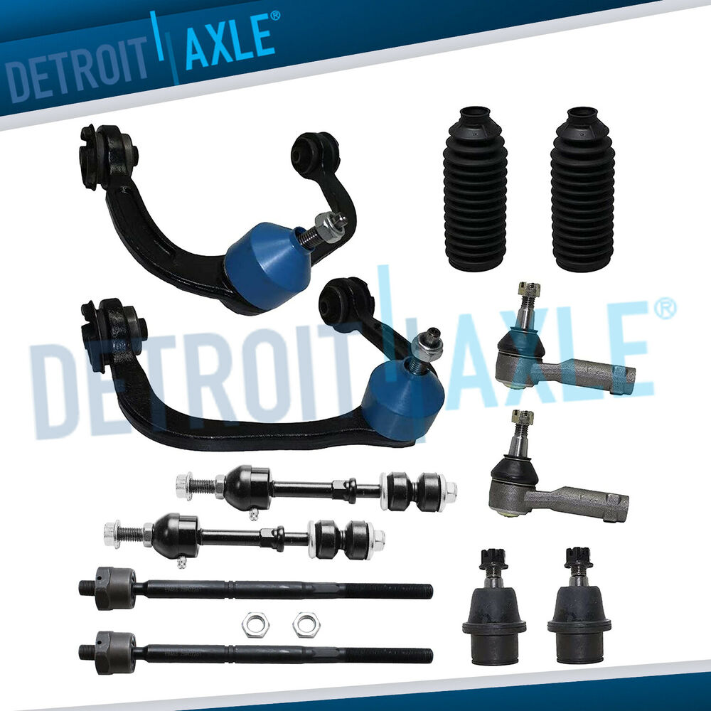 Front Suspension: Brand New 12pc Complete Front Suspension Kit For Mark LT