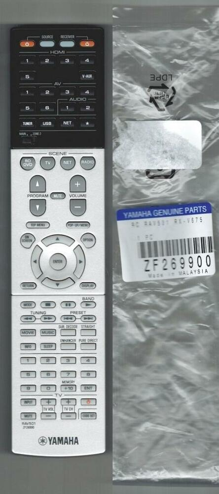 Yamaha Remote Rav Program For Audio