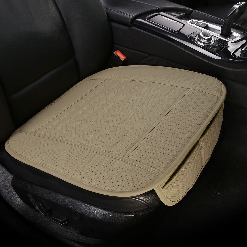 Car Accessories Interior Car Leather Seat Protector Bamboo