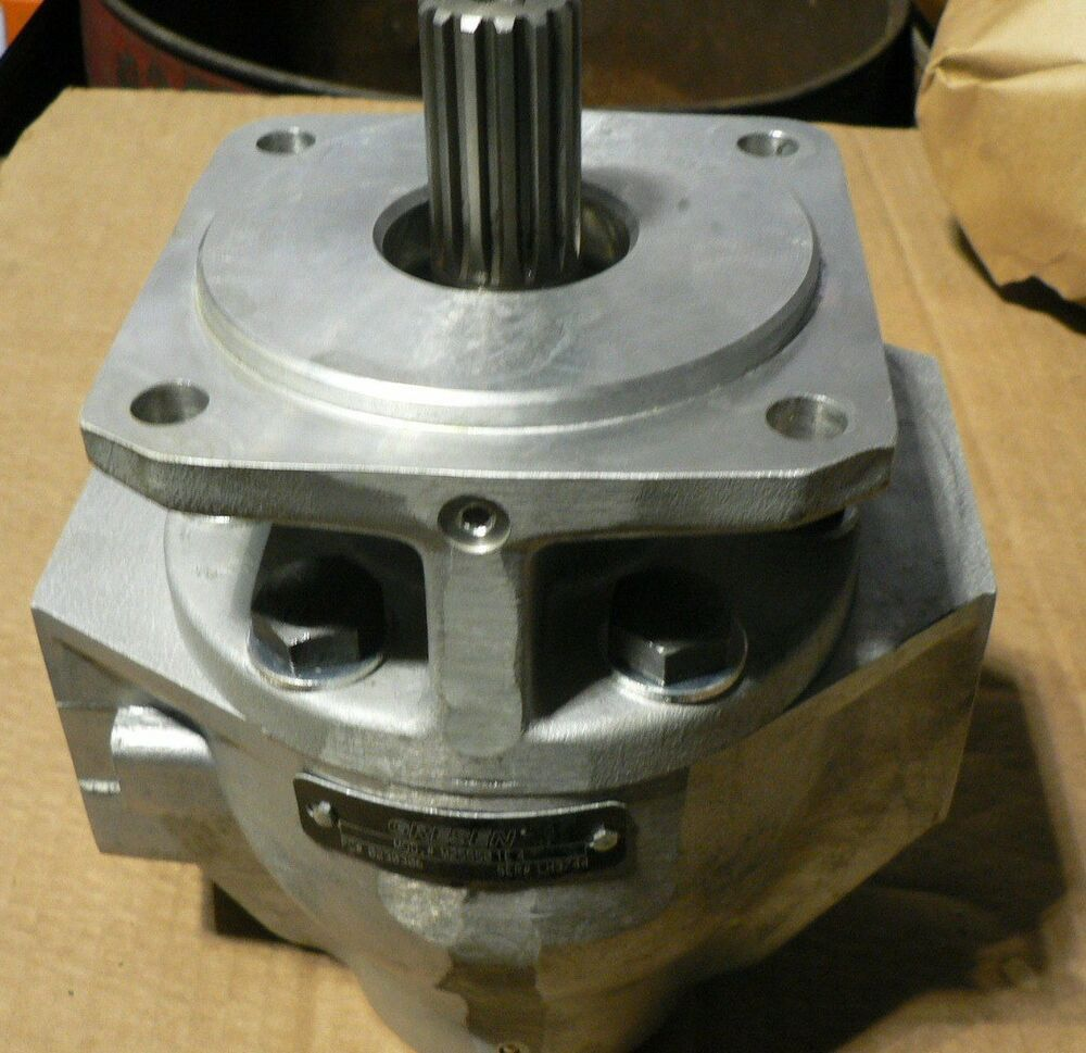 M88a1 winch hydraulic pump gresen m25501e4 0230306 ebay for Hydraulic pumps and motors for sale