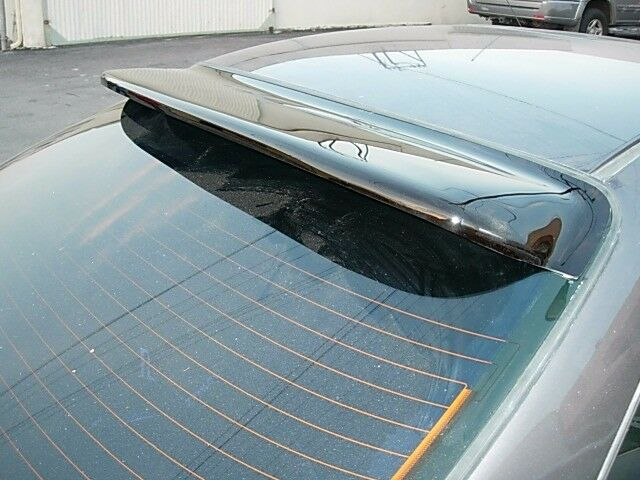 1996-2000 HONDA CIVIC 2DR EK EM1 REAR ROOF WINDOW VISOR SMOKED JDM (HIC BRAND) | eBay