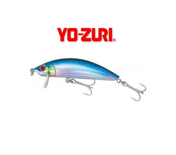 Yo zuri ss minnow r663 bm floating minnow fishing bait for Yo yo fishing