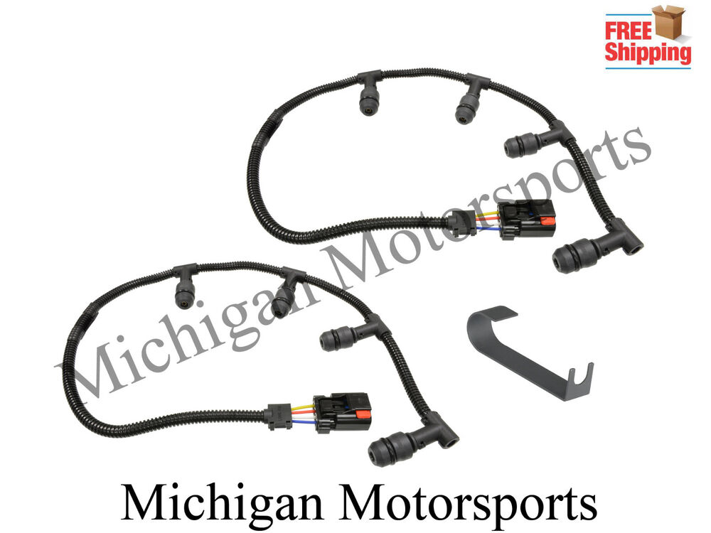 2004 2010 Ford 6 0l Diesel Glow Plug Harness And Remover