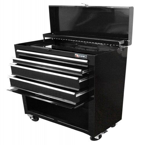 Tool Box Cabinet Roller Steel Chest Storage Drawer Rolling