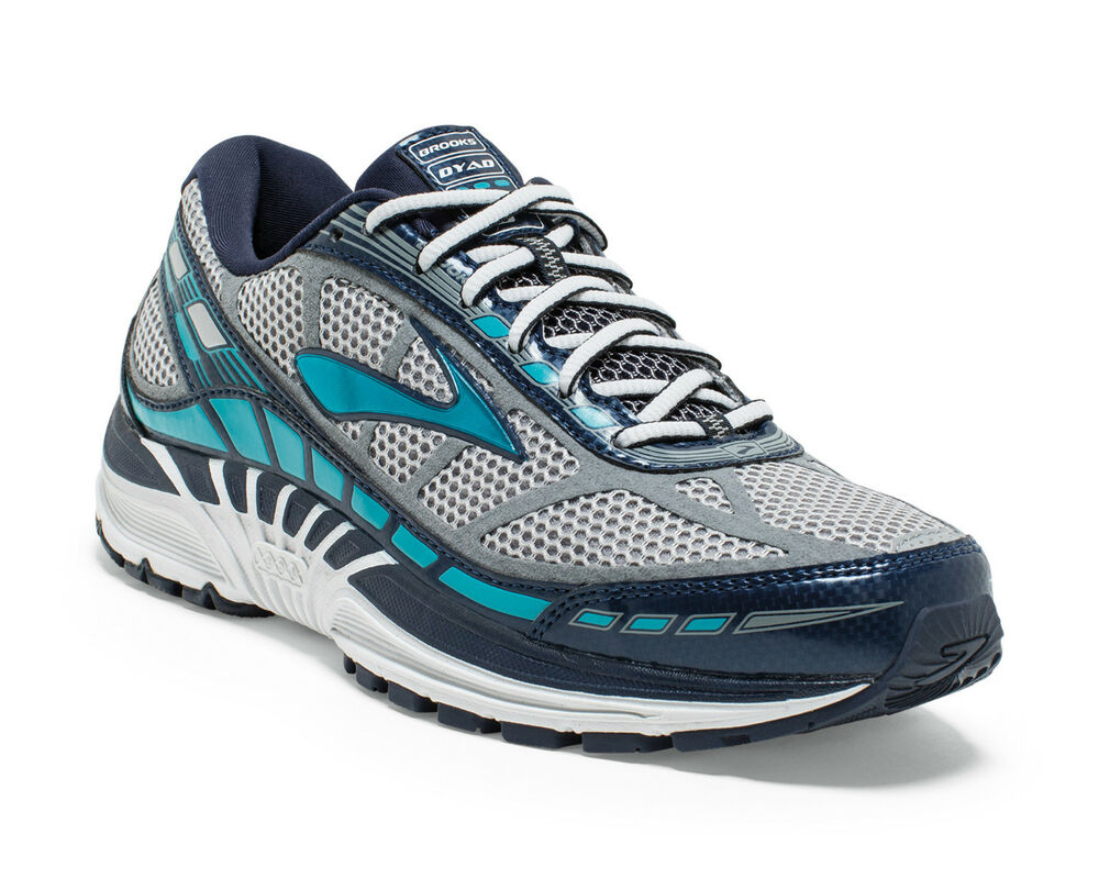 Brooks Dyad 8 Womens Running Shoes (B) (051) + Free Aus ...