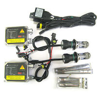 ASIA 35W Hi/low HID Xenon Conversion Kit H4 3 6000K Bulbs Headlight Ballast