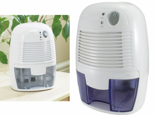 500ml dehumidifier damp mould mildew remover house car caravan humidity moisture ebay for Small dehumidifier for bedroom