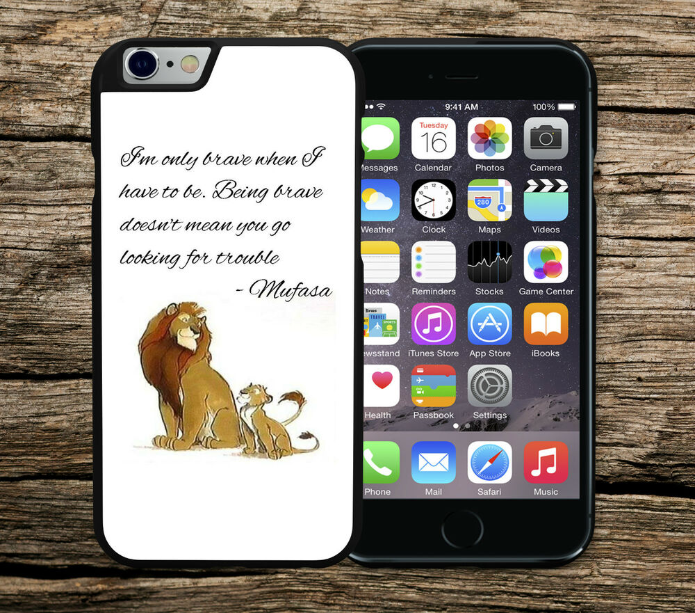coque iphone 7 mufasa