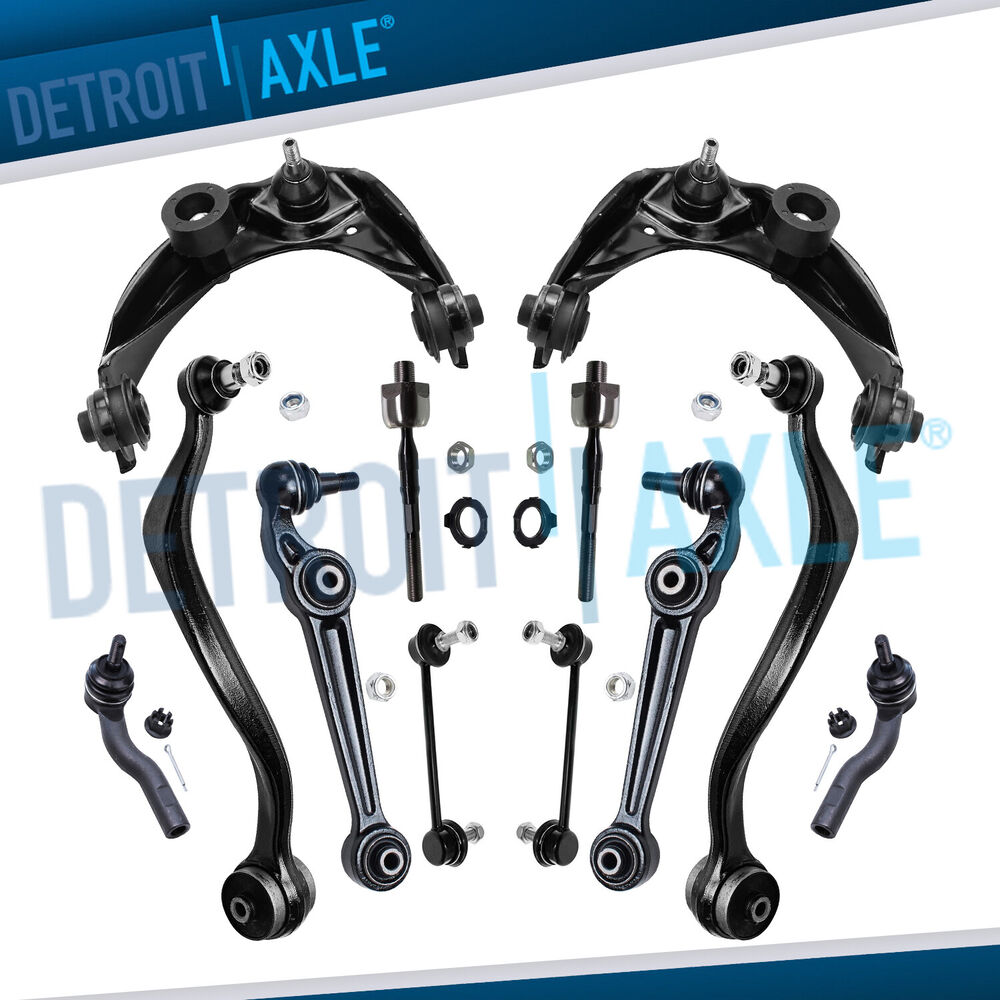 2011 Mazda Mazda6 Suspension: Brand New 12pc Complete Front Suspension Kit For 2003