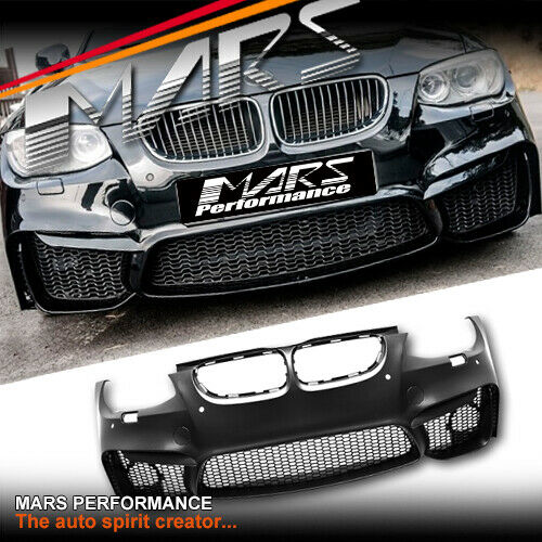 M4 F82 Style Front Bumper Bar For Bmw E92 Lci Coupe Amp E93