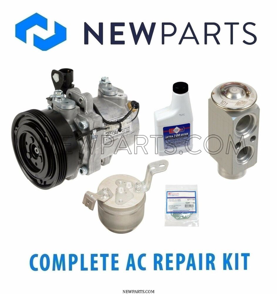 BMW E36 318 1994-1999 NEW AC A/C Repair Kit with OE Denso ...