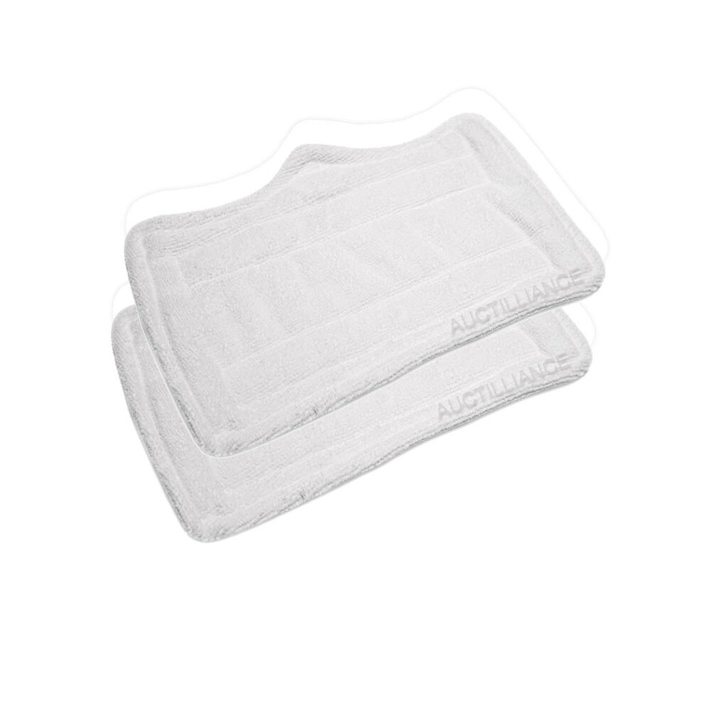Euro Pro Shark Steam Mop Replacement Microfiber Pads
