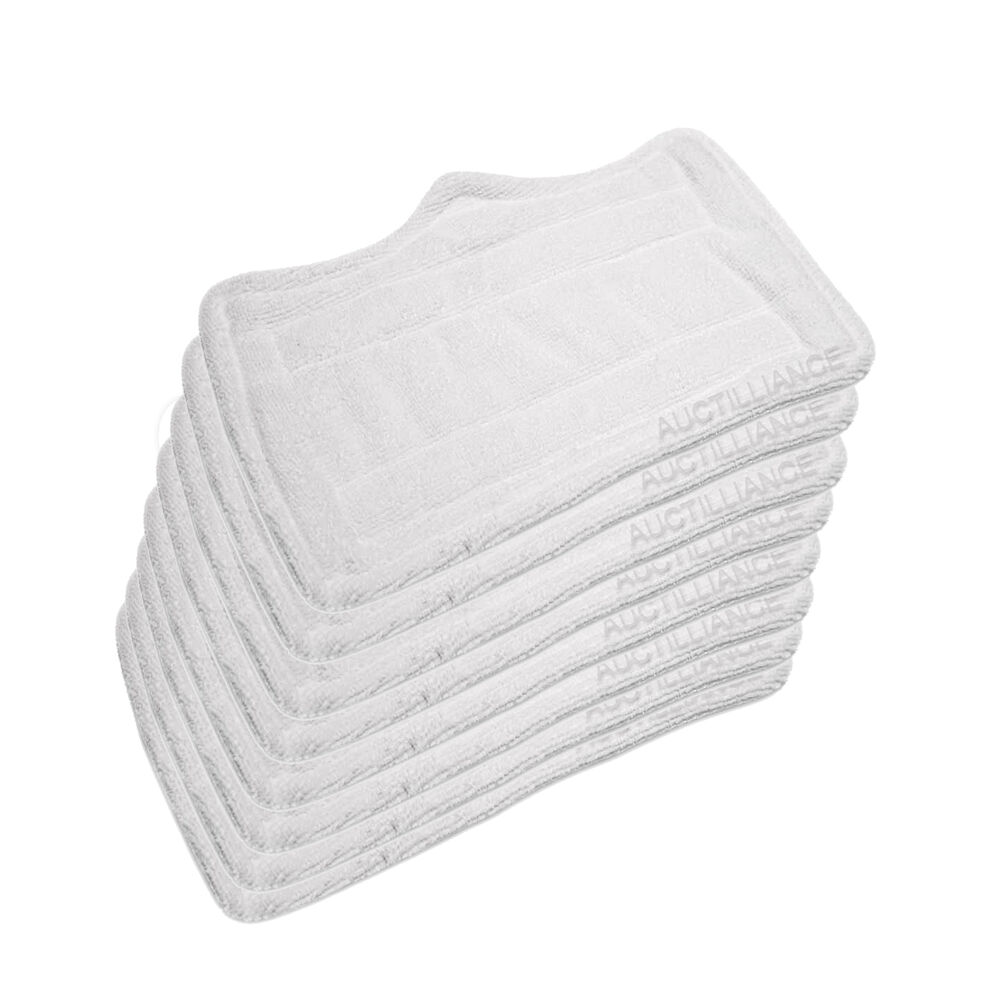 8 4 Or 1 Steam Mop Pads Microfiber Replacement Pad For