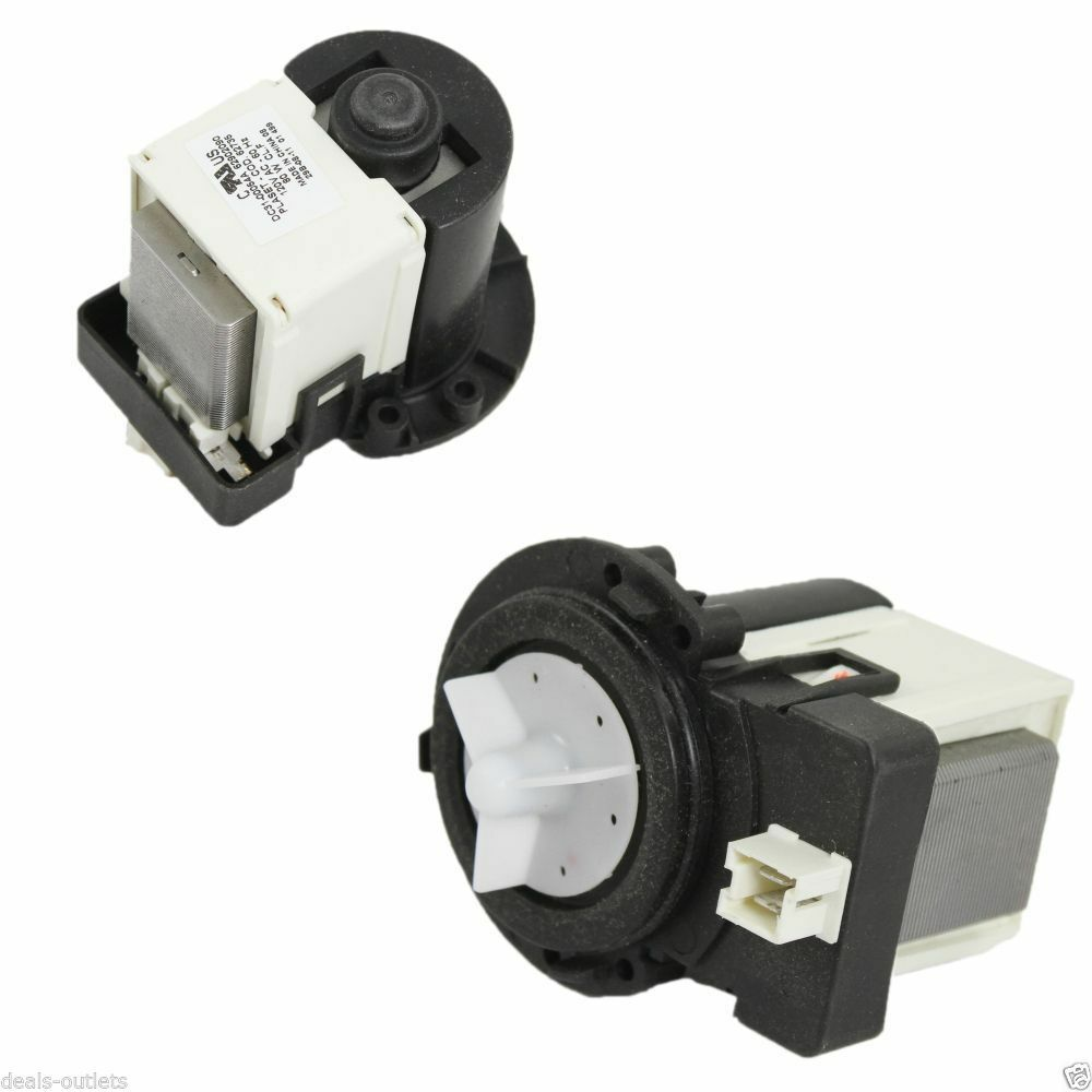 Washer Drain Pump Motor for Samsung DC3100054A DC31-00054A ...
