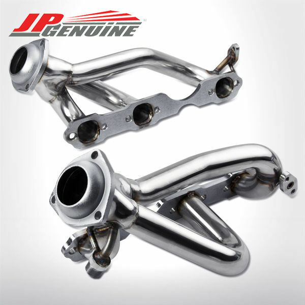 STAINLESS STEEL MANIFOLD EXHAUST HEADER