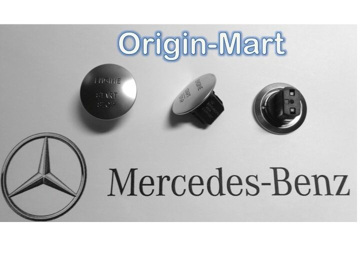 100 oem mercedes benz 1 keyless go engine start stop