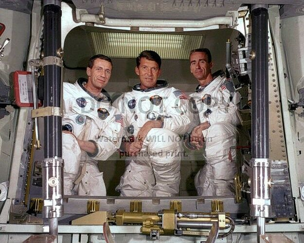 nasa apollo 7 crew - photo #11
