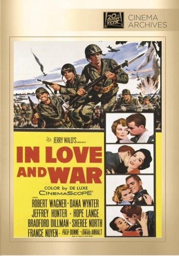 In Love and War DVD (1...