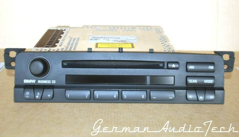 bmw e46 business cd mp3 player radio stereo cd53 1999 2006. Black Bedroom Furniture Sets. Home Design Ideas