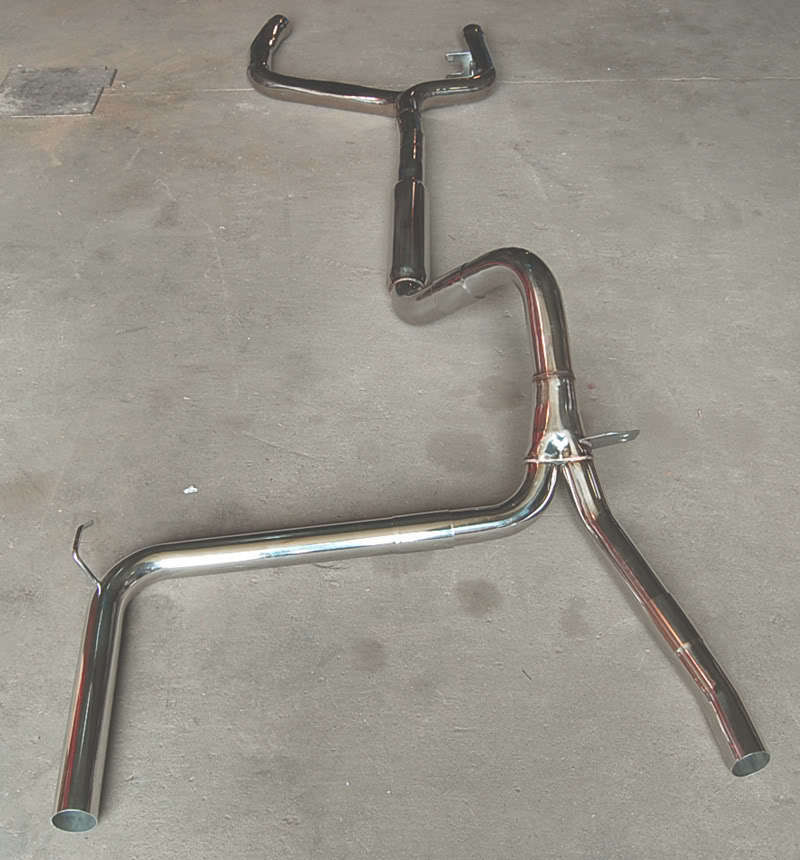 93 97 Camaro Trans Am Catback Stainless Exhaust Y Pipe Lt1