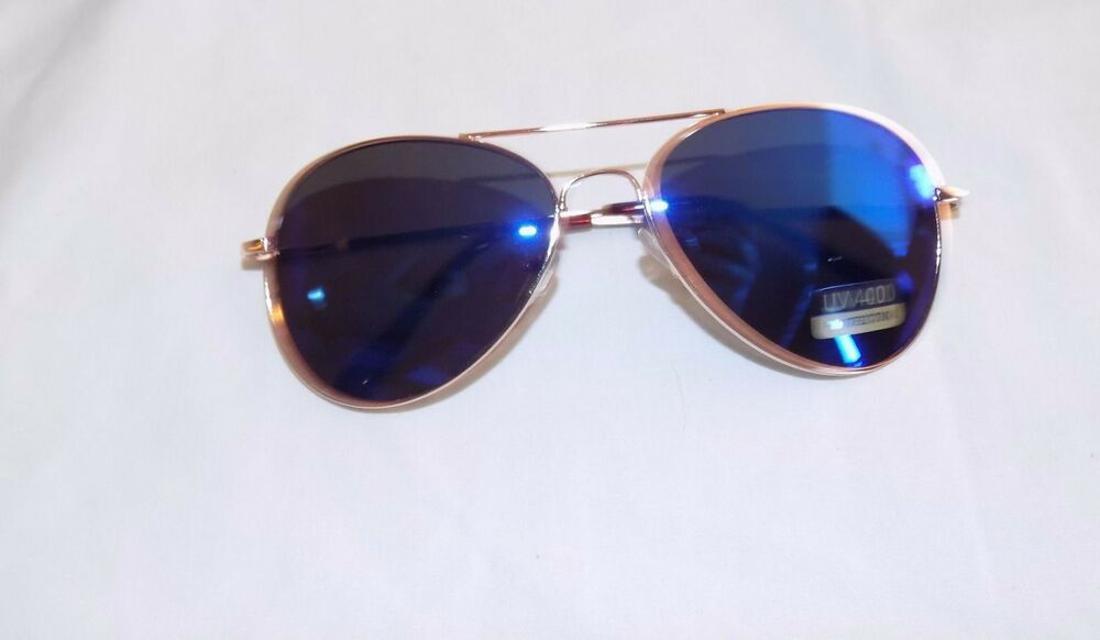 uv 400 protection sunglasses aviator ebay. Black Bedroom Furniture Sets. Home Design Ideas