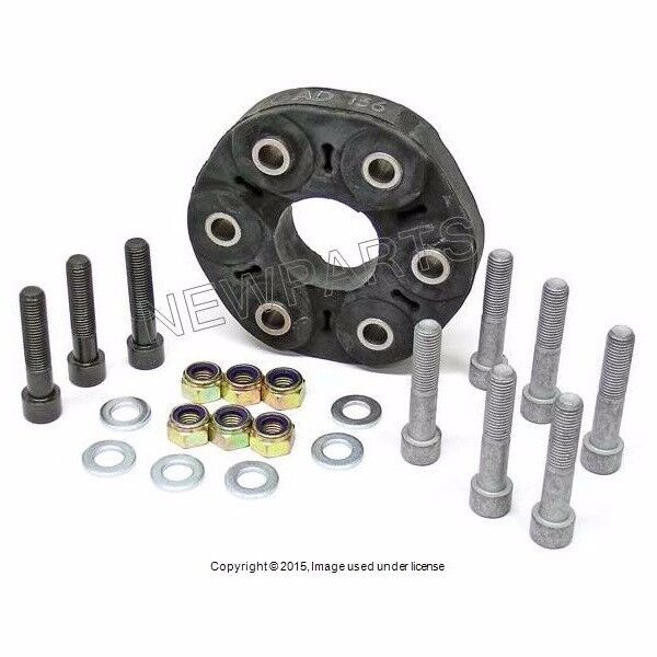 Mercedes w140 w203 s500 rear flex disc kit oem 211 410 01 for Flex disk mercedes benz
