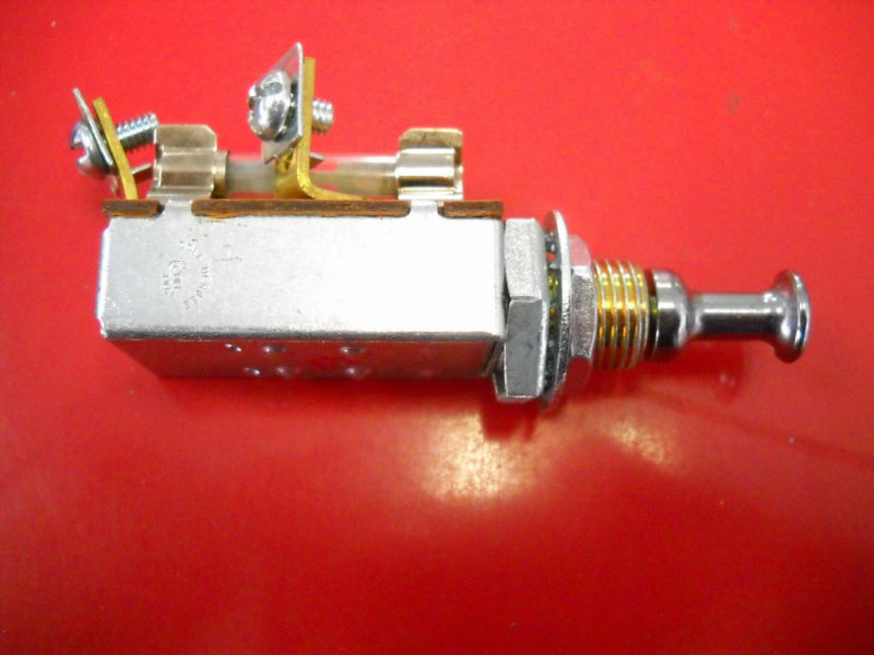 Ford 8n Switch : New ford tractor light switch n naa b ebay