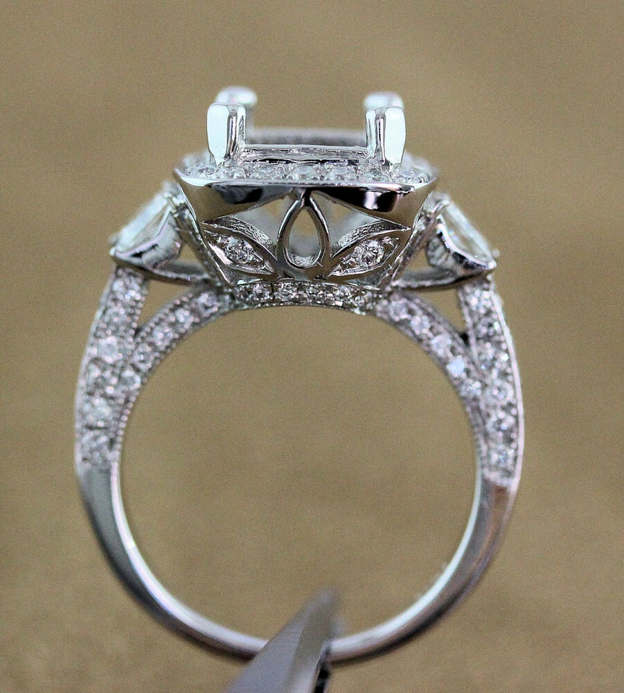 What Is Semi Mount Engagement Rings