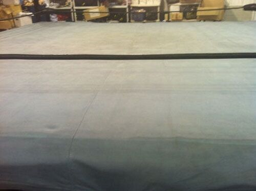 Used 16 Foot Professional Wrestling Ring Canvas Boxing