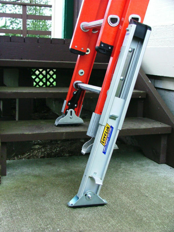 Levelok Ll Stb 2qc Extension Ladder Leg Levelers System