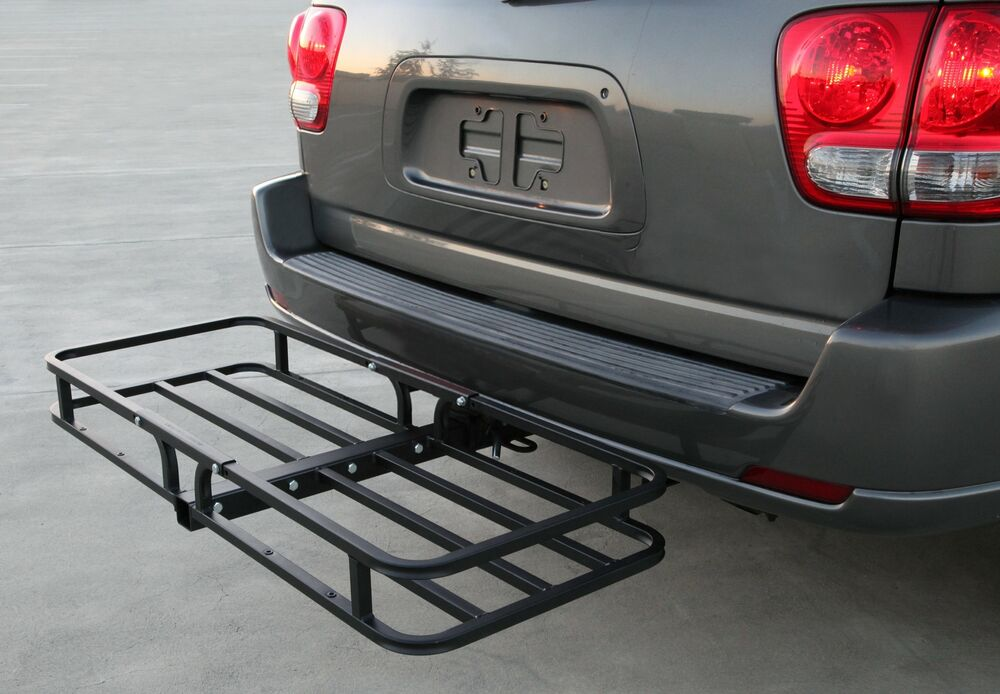 Cargoloc 2 In 1 Hitch Mount Amp Rooftop Cargo Carrier 32534