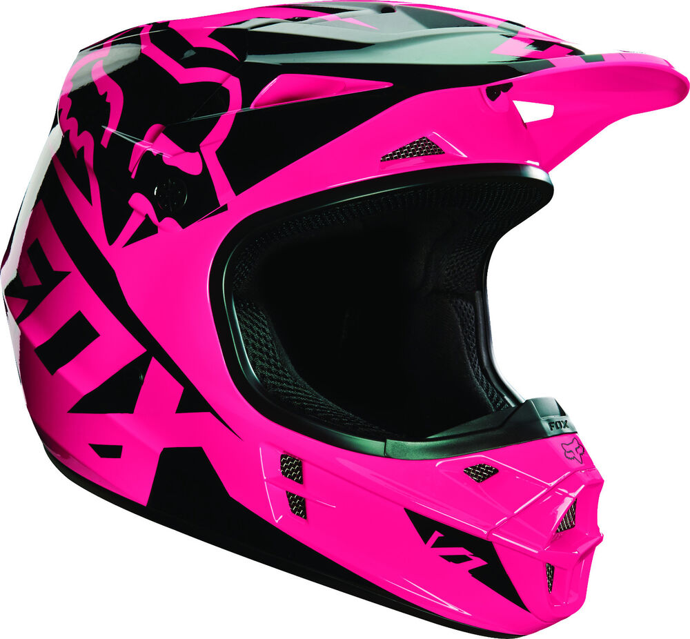 pink atv helmet car interior design. Black Bedroom Furniture Sets. Home Design Ideas