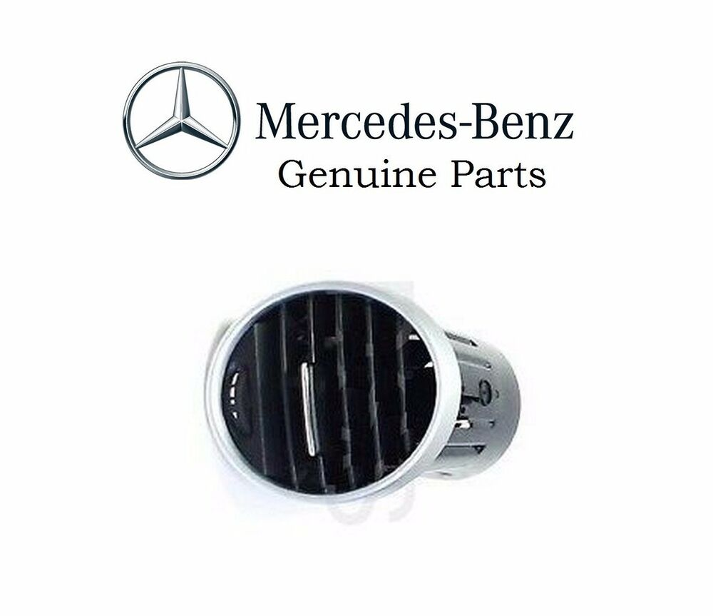 New genuine mercedes gl ml center ac air vent ventilation for Mercedes benz ac