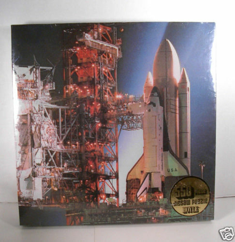 space shuttle columbia puzzle - photo #3