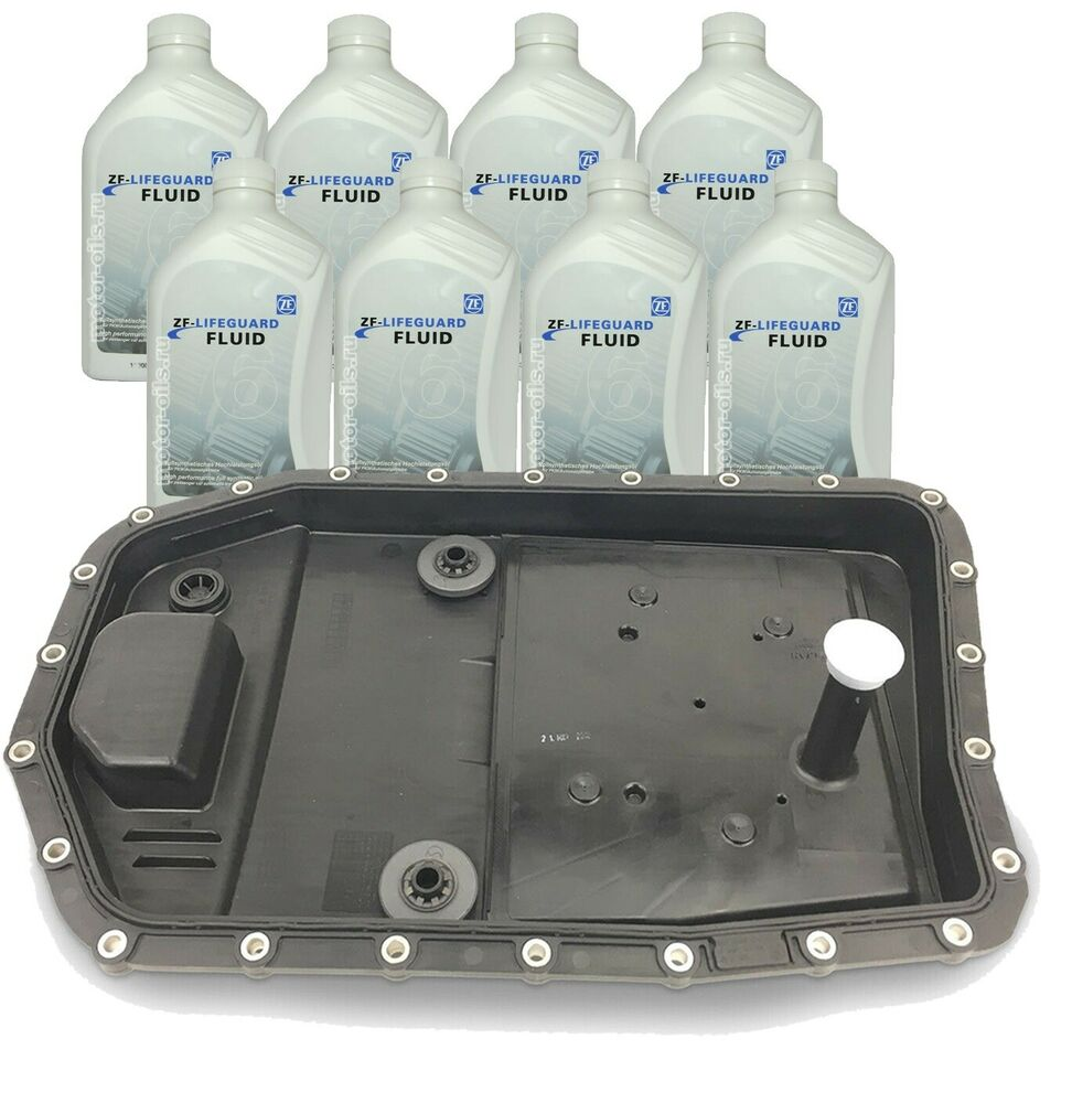 Bmw Automatic Transmission Filter Kit 8 Liters Zf Lifeguard 6 E60 E90 E92 Ebay