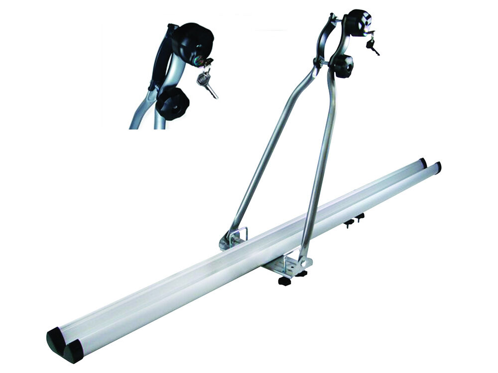 Aluminium Car Roof Mounted Locking Cycle Carriers