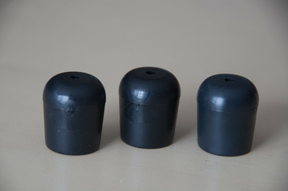 Chair Tips 25 Black Replacement Furniture Chair Foot Cap