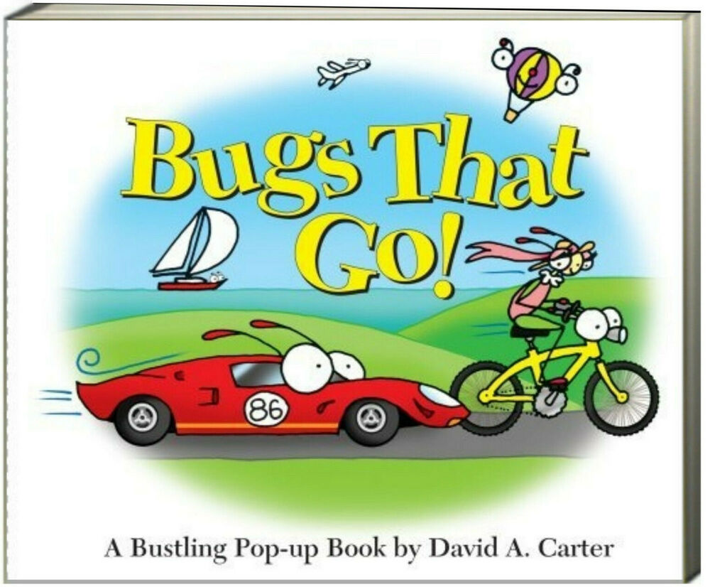 We're Going on a Bear Hunt (Buggy Book) (Board book)