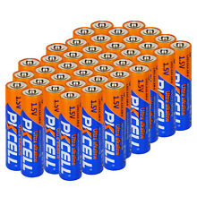 24 AAA LR03 Alkaline Batteries Remote Control 1.5V AM-4 3A Battery NEW PKCELL