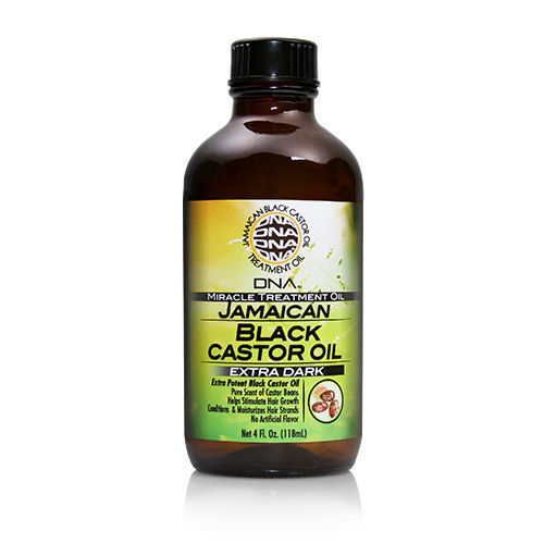 Dna Jamaican Black Castor Oil Extra Dark 4 Oz Ebay