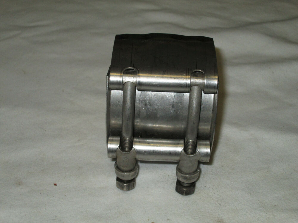 Duriron mj pipe stainless steel bolt clamp quot